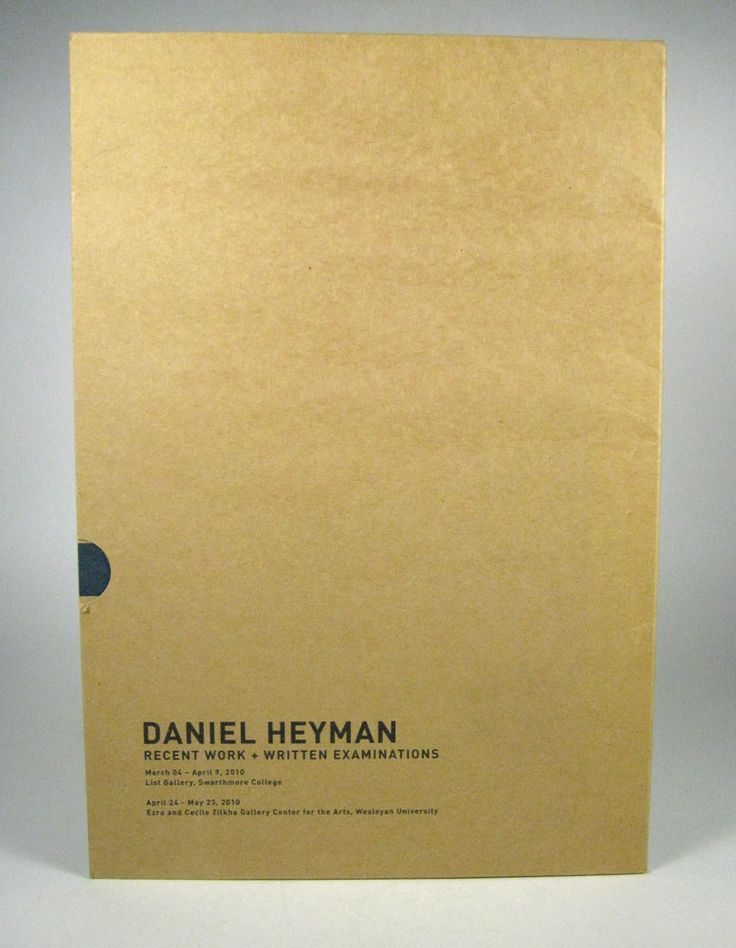 Daniel Heyman Bearing Witness Recent Work 2010 Swarhtmore College Catalog PPB