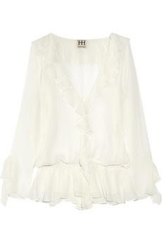 <3 I love this blouse by Rachael Zoe