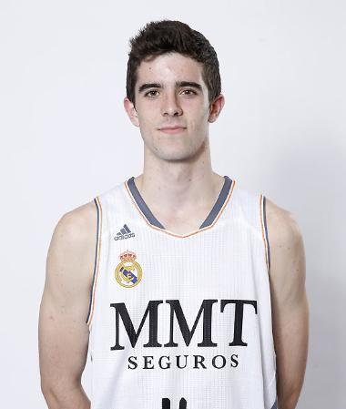 Rafael   ala-pívot Junior Baloncesto   Real Madrid CF   Antiguo alumno de Maristas de Córdoba