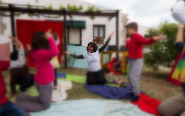 Yoga per bambini - Piccoli passi open day #yogaperbambininoto #yogakidsnoto #yogaxbimbi #yogabambininoto