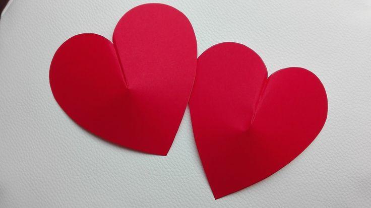 Serduszka 3D - idealna ozdoba na czas Walentynek :)  #instrukcja #instruction #instructions #handmade #rekodzielo #DIY #DoItYourself #handcraft #craft #lubietworzyc #howto #jakzrobic #instrucción #artesania #声明 #origami  #paperfolding #折り紙 #摺紙   #elorigami  #Walentynki #ValentinesDay #DíadeSanValentín #Valentinstag #ДеньсвятогоВалентина #serce #heart #corazón #心 #Herz #Сердце #serduszko  #trójwymiarowe #3D #walentynka