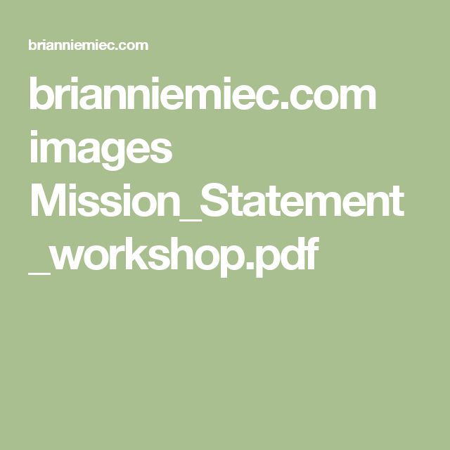 48 best esls images on pinterest student centered resources brianniemiec images missionstatementworkshoppdf fandeluxe Images