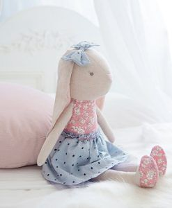 New Arrivals | Sweet Creations  Alimrose Baby Pearl Bunny 26cm  $34.95  www.sweetcreations.com.au #sweetcreations #child #kids #parents #baby #toys #feedingtime #playtime #parenting #pregnancy