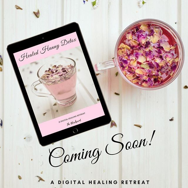 Hey Beautiful Ladies...The Healed Hunny Group Detox is coming.  If you are interested DM me for details.  Jeremiah 33:6 #healedhunnydetox #theblushprint #onlybelieve #youarehealed