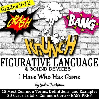 figurative devices Free, printable figurative language worksheets: alliteration, metaphors, oxymoron, irony, idioms and more great teaching resource visit today.
