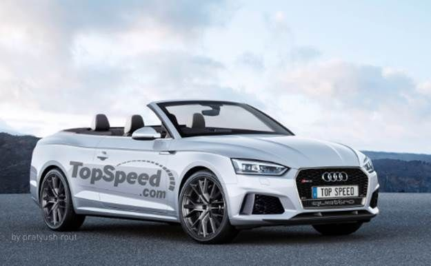 2020 Audi Rs5 Convertible Price And Release Date