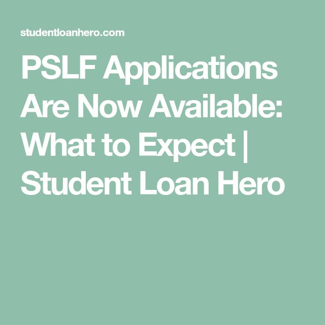 PSLF Applications Are Now Available: What to Expect   Student Loan Hero