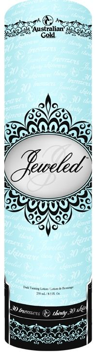 Jeweled™ Extreme Hydration Instant Bronzer 8.5 Fl. Oz. Dazzling Glamour Fragrance  Jeweled™ Thirty30™ Extreme Hydrating Instant Bronzer will deliver stunning color you will truly treasure.