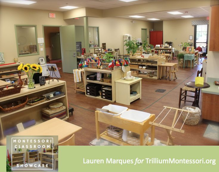 Montessori Classroom Decor ~ Best montessori classroom floor plans and layouts