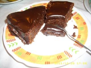 H μάνα του ... λόχου: Σοκολατόπιτα