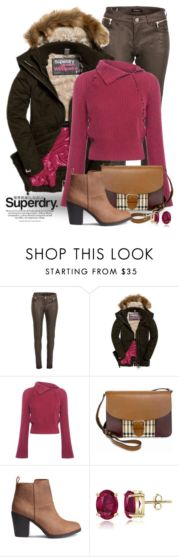 """The Cover Up – Jackets by Superdry 2519"" by boxthoughts ❤ liked on Polyvore featuring Morgan, 10 Crosby Derek Lam, Burberry, Superdry, Glitzy Rocks and MySuperdry"