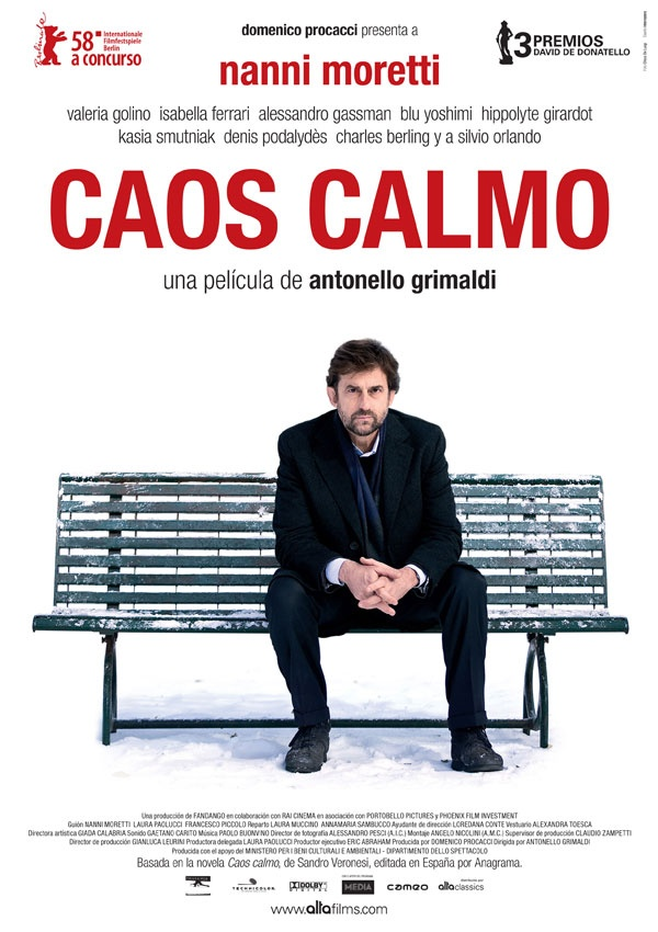Quiet Chaos (Caos Calmo) (2008)