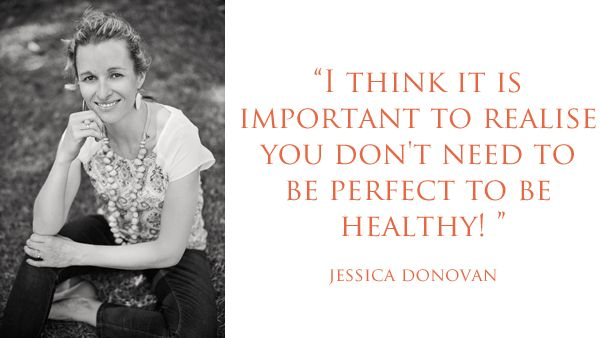 Featured Friend Interview: Jessica Donovan – Energetic Mama | Raw Blend