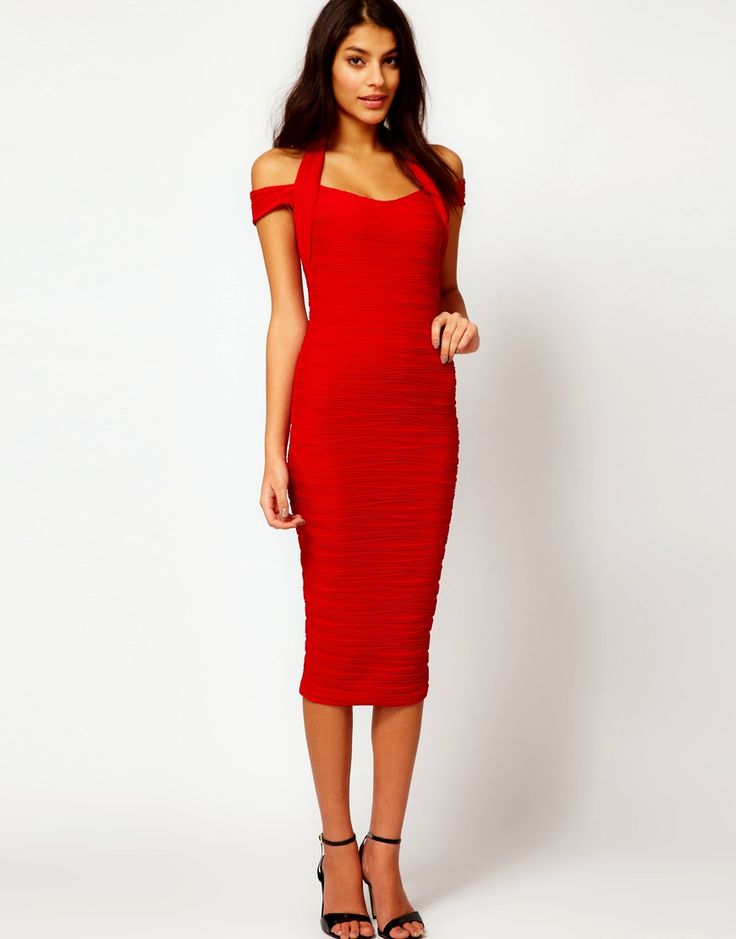 9 best Finest Red Party Dresses Designs images on Pinterest | Red ...