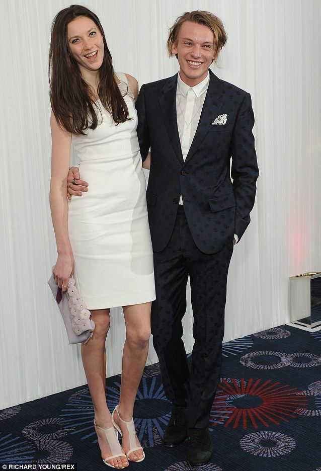 Jamie Campbell Bower and his girlfriend Matilda Lowther were first spotted together at the Jameson Empire Film Awards 2014 in March