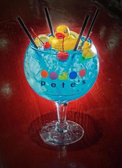 If you haven't been to Pete's Piano Bar Addison recently, a new drink menu including monster-sized cocktails will make you want to visit soon. Details here!