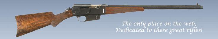 Website dedicated to the Remington model 8 semi-automatic rifle, a true classic!