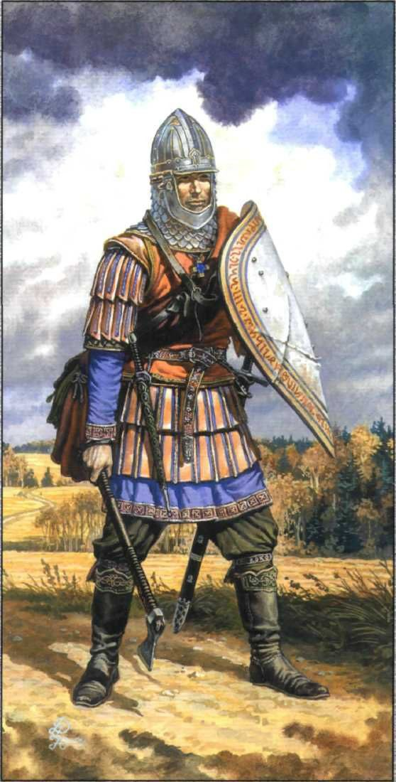 пожелать картинки русский воин средневековья научись ценить
