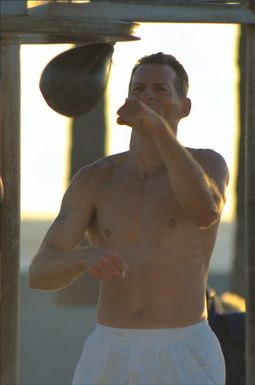 Calories Burned from Boxing - punching bag | LIVESTRONG.COM