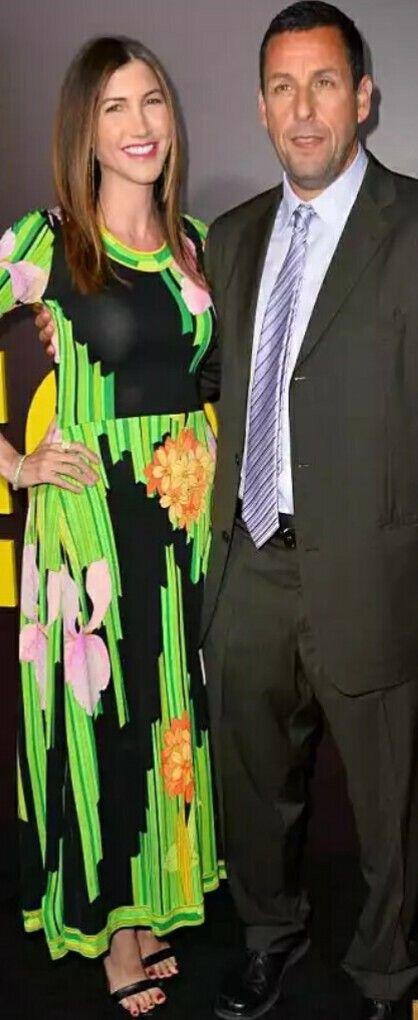 Jackie Sandler & Adam Sandler