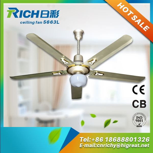 China Foshan Ac Energy Saving Orient Decorative Ceiling Fan