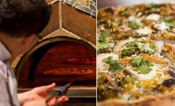"""The Best Pizza in Chicago: Reno  2607 N. Milwaukee Ave.; 773-697-4234  Mike Sula, food writer for the Chicago Reader:  """"Regional pizza..."""