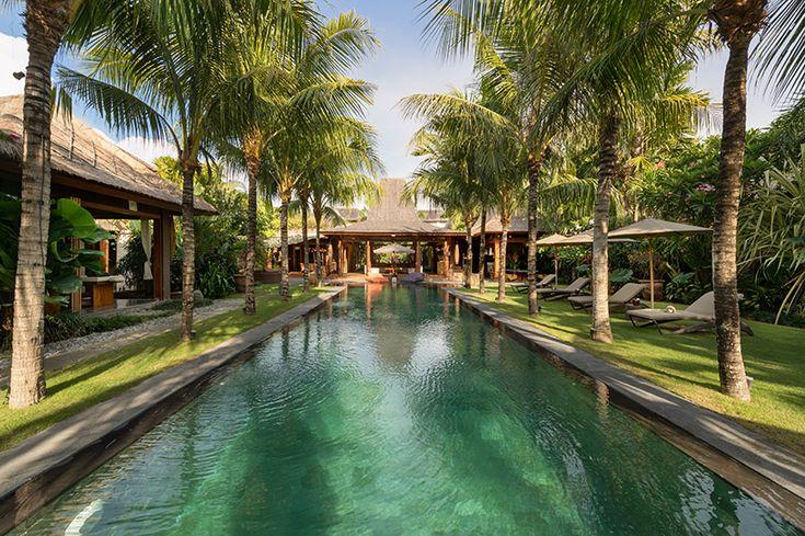 Villa Shambala | 5 bedrooms | Seminyak #bali #bigvilla #tropical #vacation