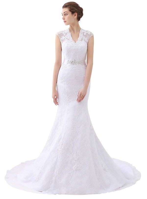 Cheap mermaid wedding dresses under 100 wedding dresses for 100 dollar wedding dresses