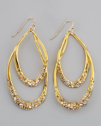 Alexis Bittar Orbiting Drop Earrings - Neiman Marcus