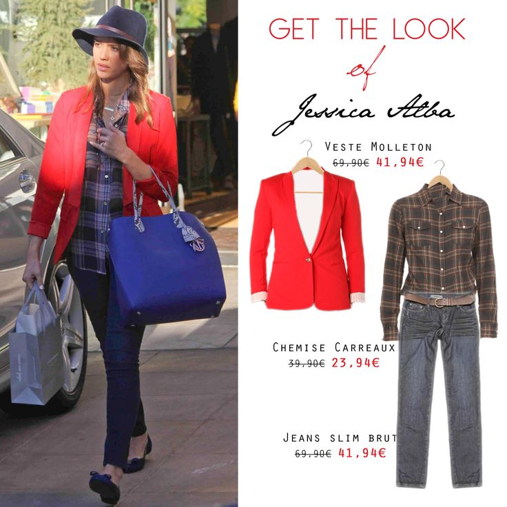 BEST MOUNTAIN // GET THE LOOK OF ... Jessica Alba