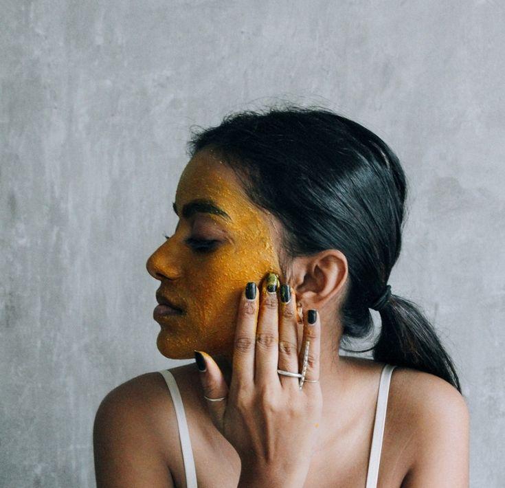 Омолаживающая куркума: рецепты для кожи лица 0