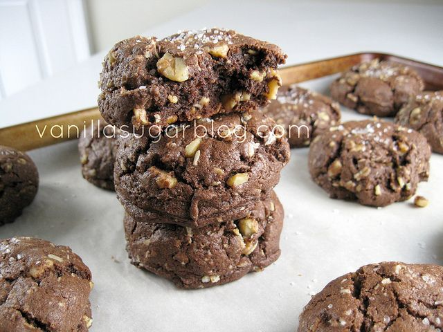 Salty Chocolate Oats (recipe re-create from Salty Oats Cookie Co.)