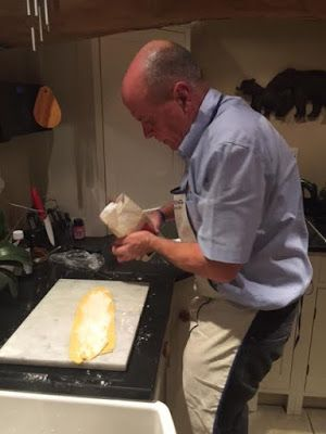 Giglio Cooking School: What Happens at Home When a Man Takes Lessons at G...