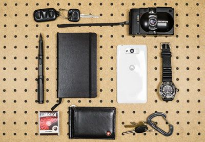 How to Photograph Your Everyday Essentials