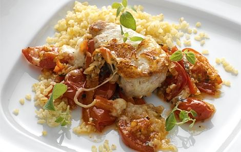 Svinemørbrad i pakker En papillotes...som det hedder på fransk når man tilbereder mad i pakker. Nyd den skønne duft, når I lukker op for herlighederne.