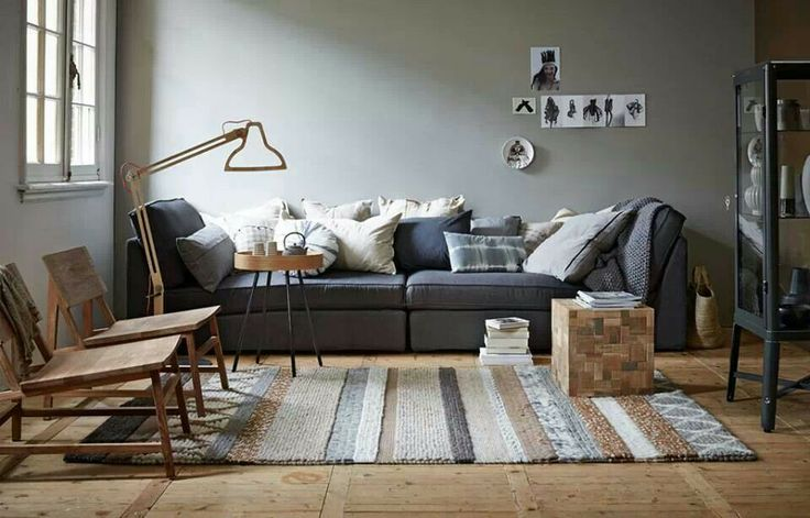 Fotos aan muur for the home pinterest for Chaise longue bank