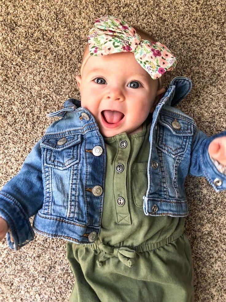 Little Ella Rae Bows in 2020 | Baby girl fashion, Cute ...