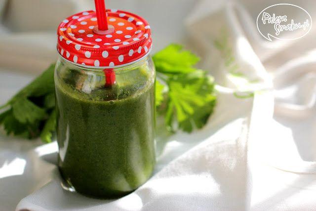 Paleta Smaku: Zielone smoothie - wersja II