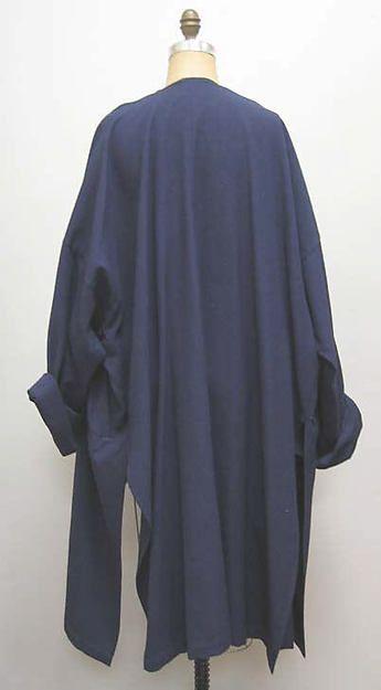 Jacket Yohji Yamamoto f/w 1981-82