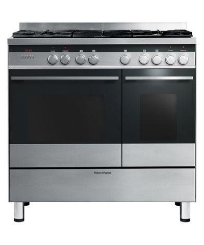 OR90LDBGFX3 - 90cm Freestanding Dual Fuel Cooker - 88999