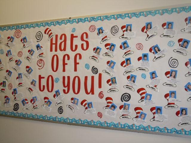 38 best School Bulletin Board Ideas (Wall of Fame) images ...