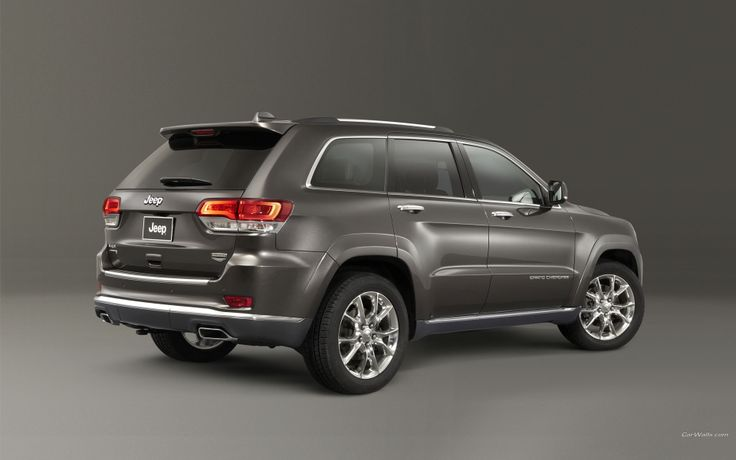 Jeep Grand Cherokee 1920 x 1200 wallpaper