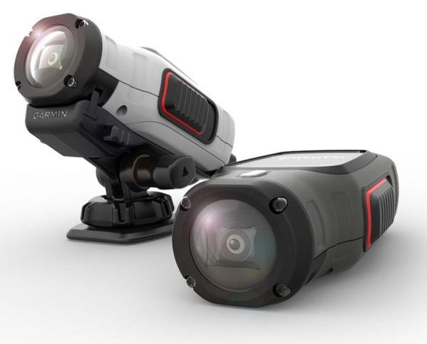 Une caméra sportive type GoPro chez Garmin