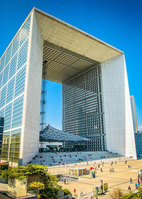 Grande Arche La Défense - Paris