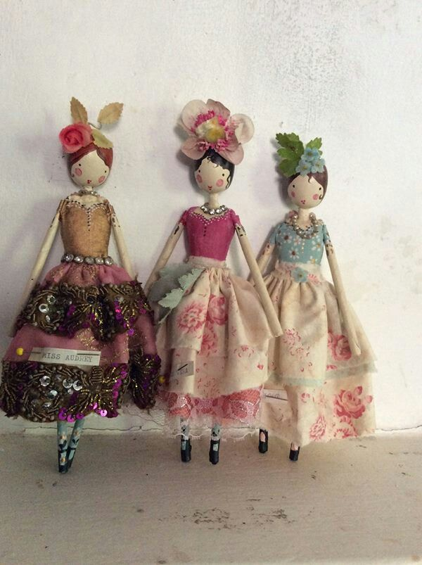 2649 Best DoLLiEs N DoLL HouSEs Images On Pinterest Old