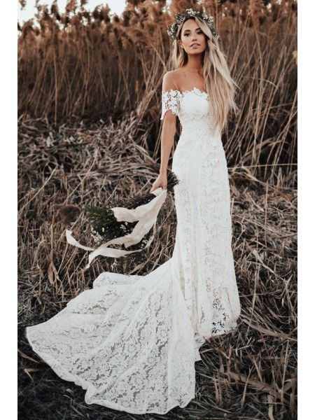 Outlet Absorbing Wedding Dresses Simple, Wedding Dresses Lace – Muriah Olson
