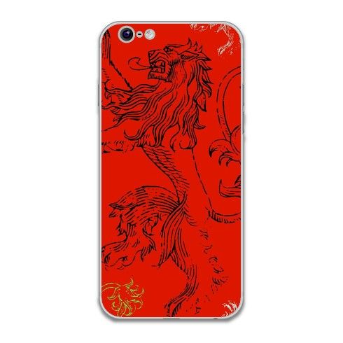 Red Lion iPhone Skin by hoganfinland at zippi.co.uk #lion #red #redlion #king #throne #animal #beast #fierce #brave #got #hearmeroar #roar #zippi #iphoneskins #iphone