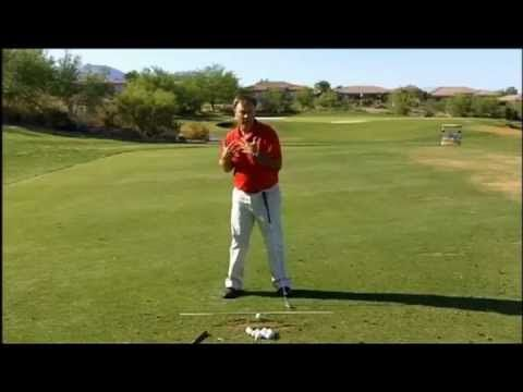 Hip Turn Drills For the Downswing - Paul Wilson Golf -- YouTube Golf Instruction / Golf lessons