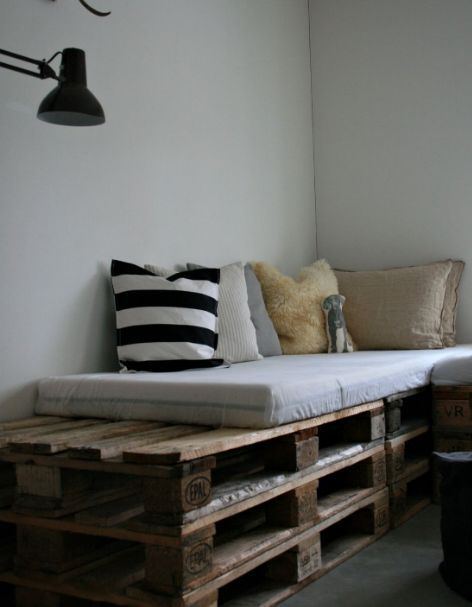 13 Ways To Use Pallets