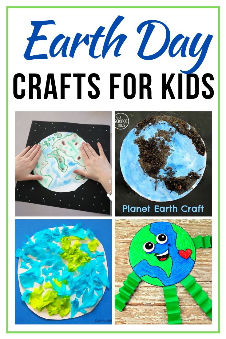 Earth Day Crafts For Preschoolers Earth Day Crafts Preschool Arts And Crafts Preschool Crafts [ 1102 x 735 Pixel ]